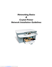 PHILIPS CRYSTAL 660 - NETWORK Network Installation Manual