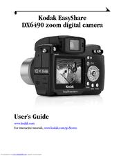 kodak easy share dx6490 user manual pdf download rh manualslib com USB Cable Kodak EasyShare DX6490 Kodak EasyShare DX6490 User Manual