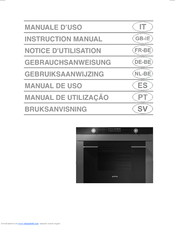 smeg s45mfx manuals rh manualslib com Smeg Wall Oven Smeg Oven Alfa