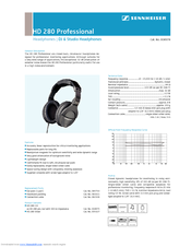345470_hd_280_pro__product_sheet_product sennheiser hd 280 pro manuals sennheiser hd 280 wiring diagram at edmiracle.co