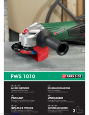 PARKSIDE PWS 1010 - MANUEL 2 Manual