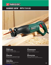 Parkside PFS 710 A1 SABRE SAW
