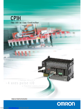 OMRON CP1H - Brochure