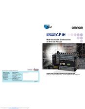 OMRON CP1H - Datasheet