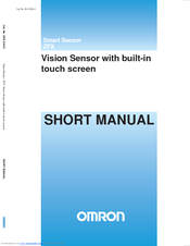 OMRON ZFX - SHORT  V1.0 Manual