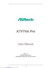 Download Driver: Asrock K7VM4 VGA