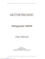 ASRock K8Upgrade-760GX Driver Download