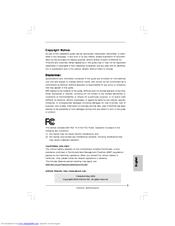 Asrock P43R1600Twins-110dB Linux