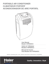 Haier 000 BTU User Manual