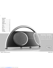 Harman Kardon Go+Play Manuals