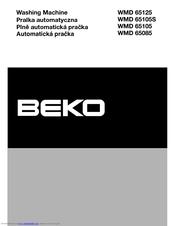 beko wmd 65105 manuals rh manualslib com Beko Appliances Beko Barca