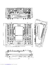 Wiring Diagram For Panasonic Car Stereo also Internal Fuse Box Diagram For 2007 Honda Crv moreover Wiring Diagram For Pioneer Car Stereo besides House Cat 5 Wiring Diagram as well Pioneer Svm 1000 Audio Video Mixer 3437056. on car dvd gps wiring diagram