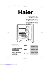 HAIER HUM046EB - 02-01 User Manual