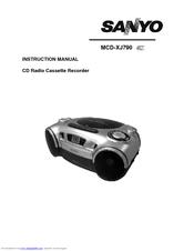 Sanyo MCD-ZX250F(BL)