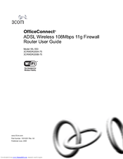 3Com OfficeConnect WL-553 User Manual