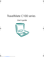 Acer TravelMate C100 series User Manual