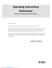 asko d5253 manuals rh manualslib com