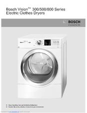Bosch Vision 300 Series DLX WTVC4300