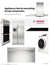 bosch shx45l05uc 24 integra 500 series dlx dishwasher manuals rh manualslib com bosch dlx series dishwasher manual pdf bosch dlx dishwasher manual