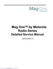 motorola mag one manual pdf download rh manualslib com Manuals in PDF Manuals in PDF