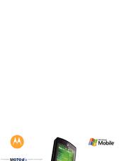 motorola moto q9h global manuals rh manualslib com Moto Q Year Come Out Motorola Q Help