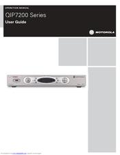 MOTOROLA QIP7216 - User Manual