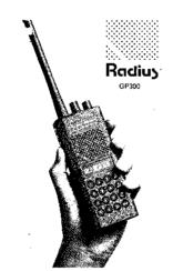 motorola radius gp300 manuals rh manualslib com motorola gp300 manual download motorola gp300 instructions