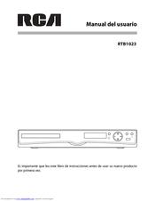 Rick lockyer rca rtb1023 manual del usuario rca fandeluxe Gallery