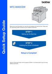 brother mfc 9840cdw manuals rh manualslib com brother mfc-9840cdw driver brother mfc-9840cdw manual pdf