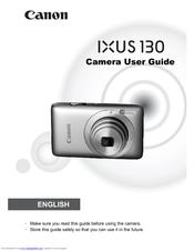 canon ixus 130 manuals rh manualslib com user guide canon ixus 285 hs user guide for canon ixus 185