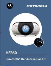 Motorola hf850 installation deluxe bluetooth car.