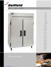 Delfield meridian mfr2 s manuals delfield meridian mfr2 s brochure specs 6 pages meridian refrigeration asfbconference2016 Choice Image