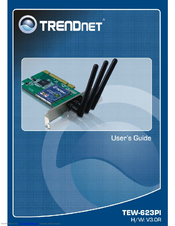 Trendnet TEW-623PI Drivers Download