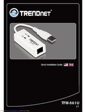 TRENDnet TFM-560Eplus Modem Drivers for Windows 7
