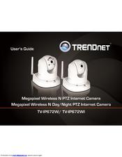 TRENDnet TV-IP672P v1.0R Internet Camera Treiber Windows XP