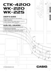 casio ctk 4200 user manual pdf download rh manualslib com Casio CTK- 551 Casio Ctk 541