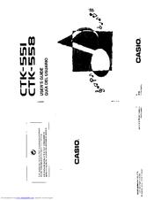 casio ctk 711ex electronic keyboard repair manual