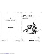 Casio Ctk-731 Инструкция Скачать - фото 11