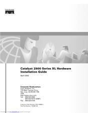 Cisco 2960G-48TC - Catalyst Switch Manuals