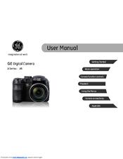 ge x5 user manual pdf download rh manualslib com GE Digital Camera for 49 99 Walmart GE Digital Camera