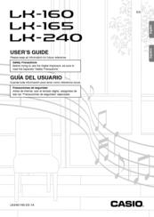 Casio Lk 240 инструкция - фото 4