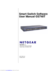 netgear 5 port switch manual