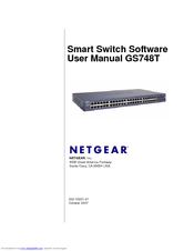 NETGEAR GS748Tv2 Switch Drivers Update
