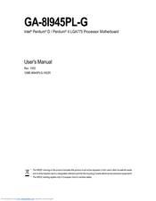 Gigabyte ga-8i945pl-g motherboard drivers download for windows 7.