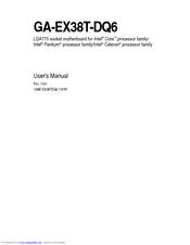 GIGABYTE GA-EX38T-DQ6 TREIBER WINDOWS 10