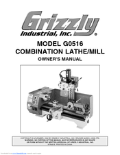 Grizzly G0516 Owner's Manual