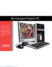HP Presario SR1800 - Desktop PC Brochure