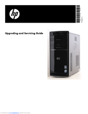 hp pavilion p6200 desktop pc manuals rh manualslib com hp pavilion slimline manual hp pavilion slimline s5000 manual