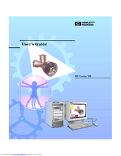 HP VECTRA XW User Manual