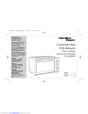 Hamilton Beach 31197 Manuals